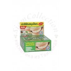Твердая тайская зубная паста с экстрактом мяты Supaporn