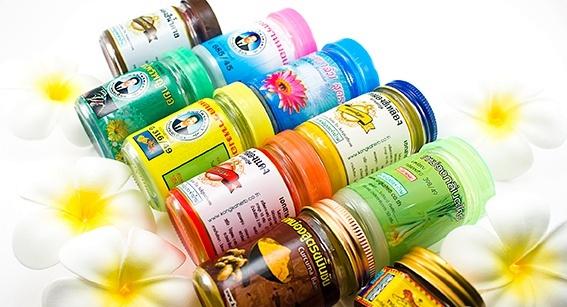 Самые популярные производители тайских мазей с бесплатной доставкой по Украине