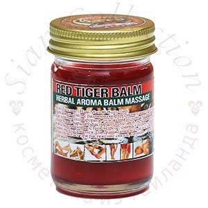 Купить красный тигровый бальзам из Таиланда по лучшей цене с бесплатной доставкой по Украине