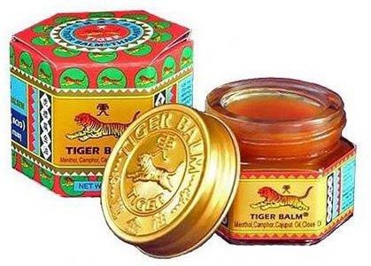 Купить красный тигровый бальзам «Тiger Balm Red» с бесплатной доставкой по Украине
