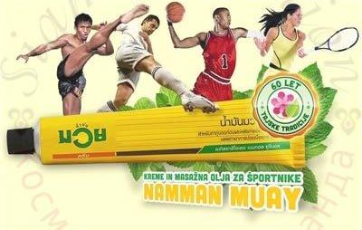 Купить тайский крем Муай Тай для спорта по лучшей цене с бесплатной доставкой по Украине