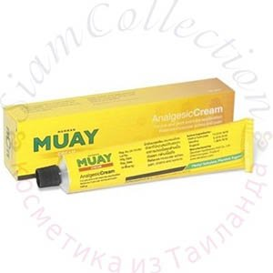Купить крем Namman Muay Намман Муай с бесплатной доставкой по Украине