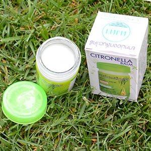 Когда применять бальзам с лемонграссом «Lemongrass Balm» от торговой марки «Kongka Herb»