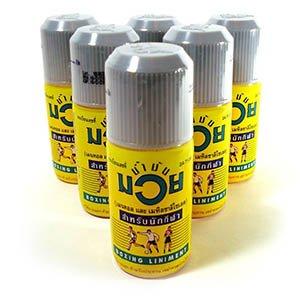 тайское масло для бокса Муай Тай рекомендовано для всех спортсменов