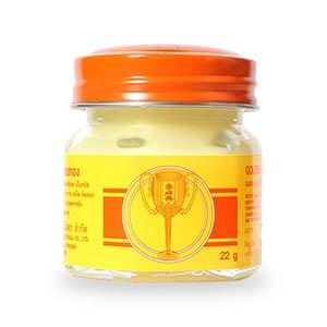 Натуральный бальзам «Золотой кубок» состоит из натуральных компонентов