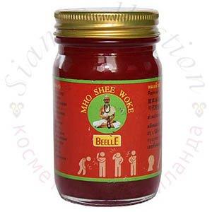 Купить красный бальзам «Mho Shee Woke» по лучшей цене с бесплатной доставкой по Украине