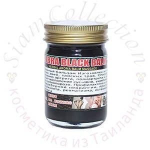 Купить тайский «Черный Королевский Бальзам» («Кing Сobra Вalm») по лучшей цене с бесплатной доставкой по Украине