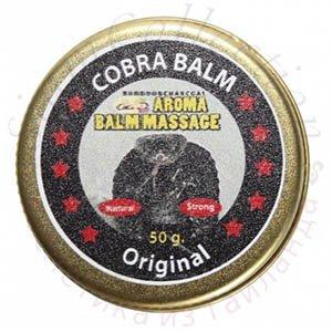 Инструкция по применению мази «Черная кобра»