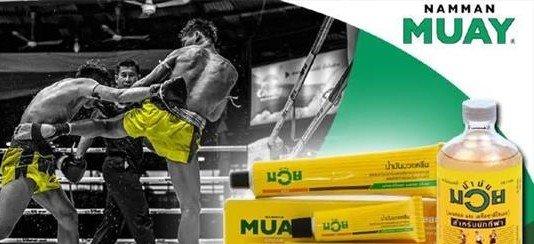 Купить тайский крем анальгетик Муай Тай для спортсменов по лучшей цене с бесплатной доставкой по Украине