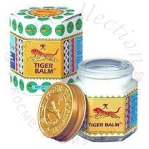 Купить белый тигровый бальзам «Tiger Balm White» с бесплатной доставкой по Украине