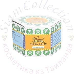 Натуральный состав «Tiger Balm White» из Таиланда