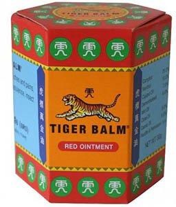 Доставка красного тигрового бальзама «Тiger Balm Red» по Украине за один день.