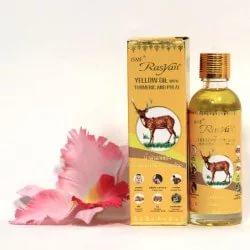Купить жёлтое масло-бальзам Isme Rasyan по лучшей цене с бесплатной доставкой по Украине