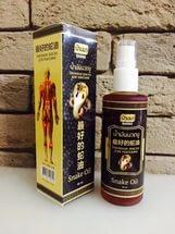 Натуральное масло на основе змеиного жира «Banna Oil» из Таиланда