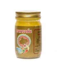 Купить золотой имбирный бальзам Kongkaherb в интернет-магазине тайской косметики SiamCollection