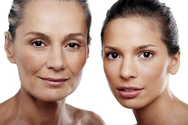 Уход за кожей лица в зависимости от возраста