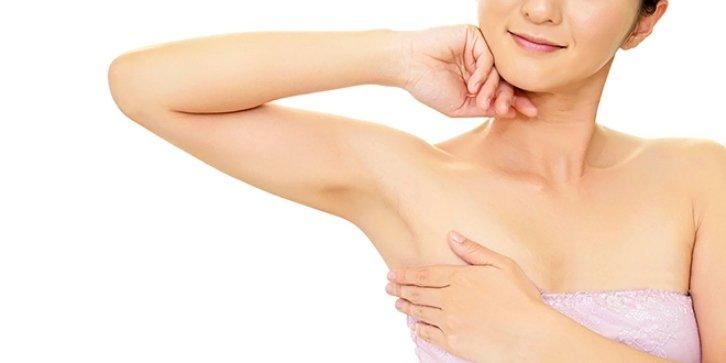 Уменьшение потоотделения с помощью натуральных дезодорантов