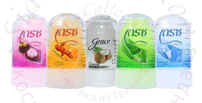 Купить натуральный тайский дезодорант по самой лучшей цене в интернет-магазине тайской косметики SiamCollection