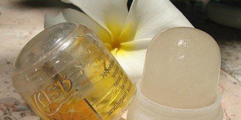Купить солевой антиперсперант кристал по самой низкой цене в интернет-магазине тайской косметики SiamCollection