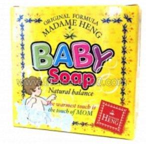Детское натуральное мыло