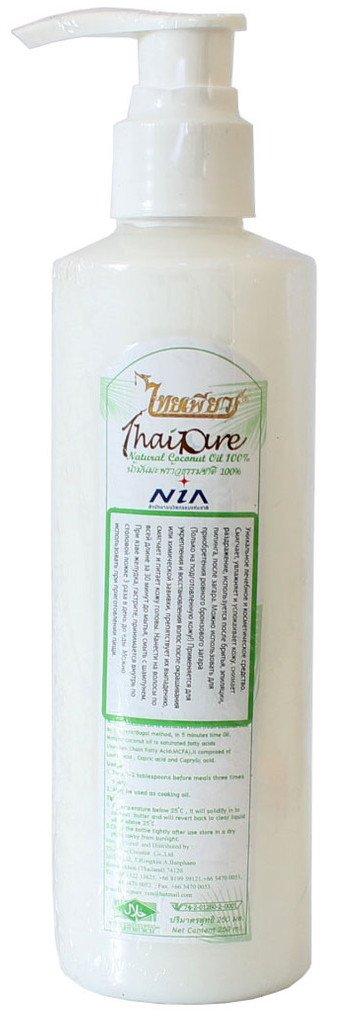 Кокосова олія NIA, 250 мл