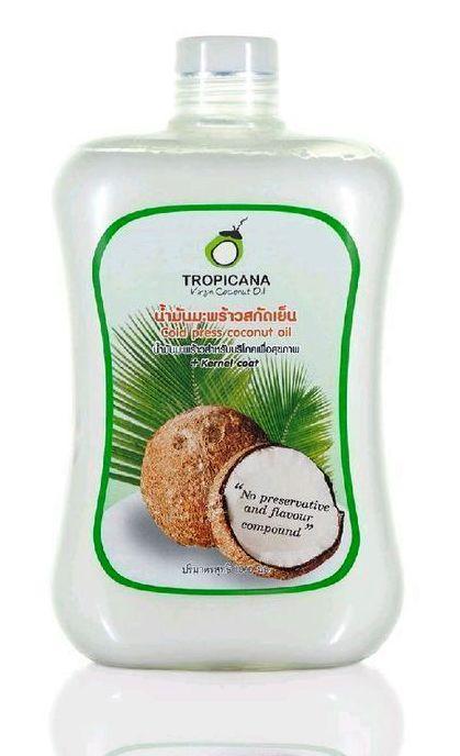 Тайское кокосовое масло Тропикана 1 л