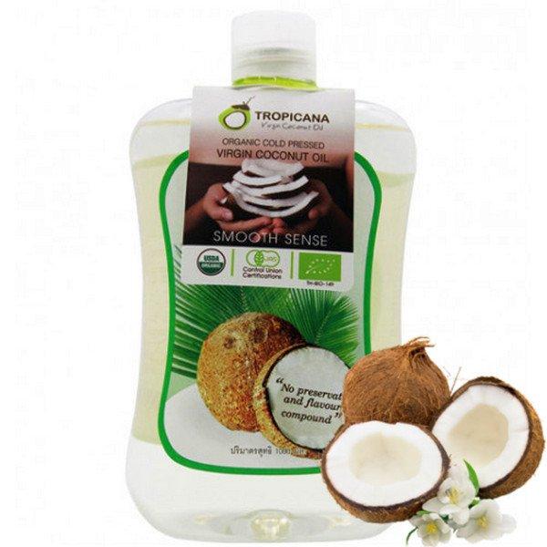 Тайское кокосовое масло (1 л) Тропикана