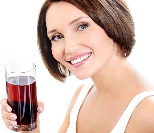 Употребление сока нони повышает тонус
