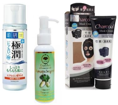 Лечебные маски и лосьоны для лица
