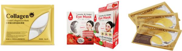Тайская косметика для ухода за кожей вокруг глаз