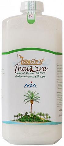 Тайские кокосовые масла для тела от NIA
