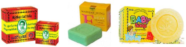 Мыло для тела из Таиланда
