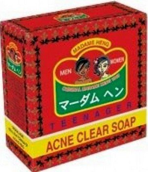 Очищающее мыло из Таиланда