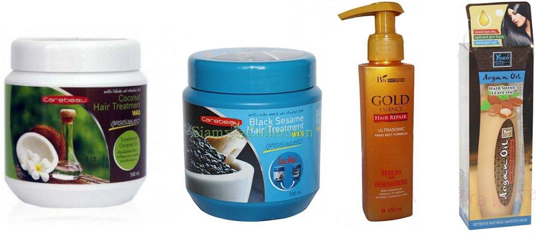 Маски и сыворотки для волос (Таиланд)