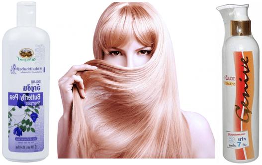 Шампуни и кондиционеры для волос (Таиланд)